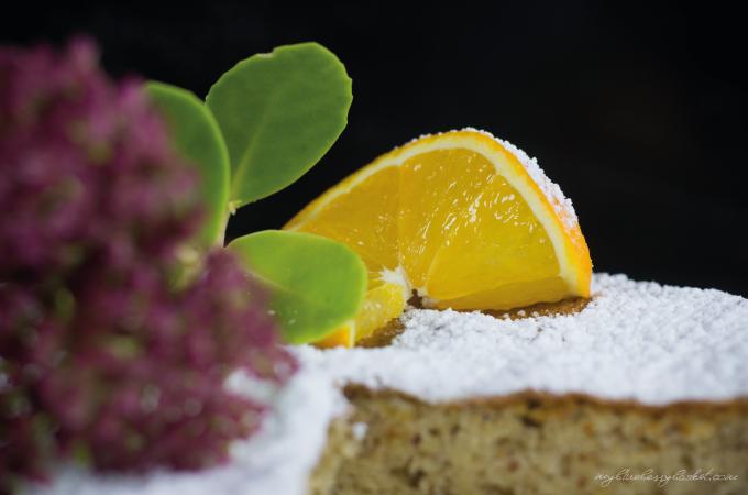 photo Italian Almond Cake