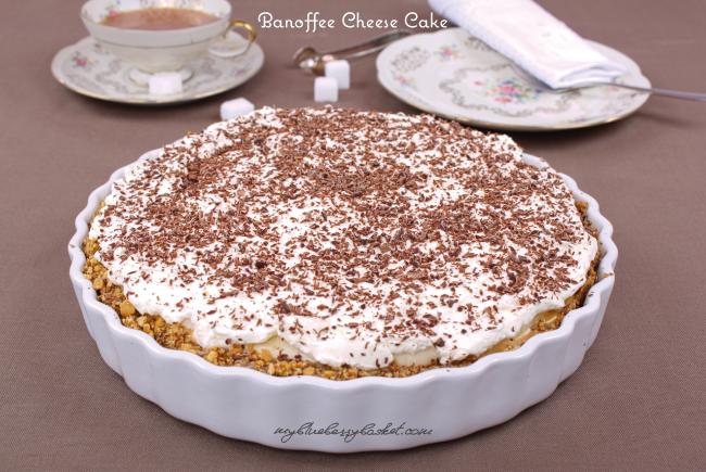 Banoffee-Cheesecake