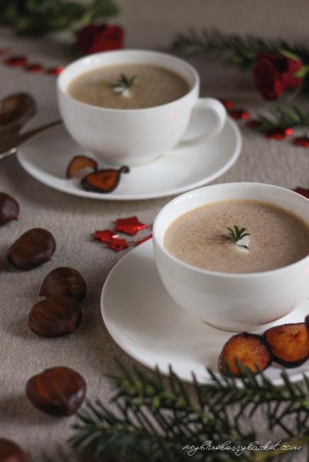 Foto Maroni-Birnen Suppe
