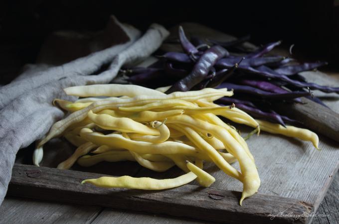 photo green beans