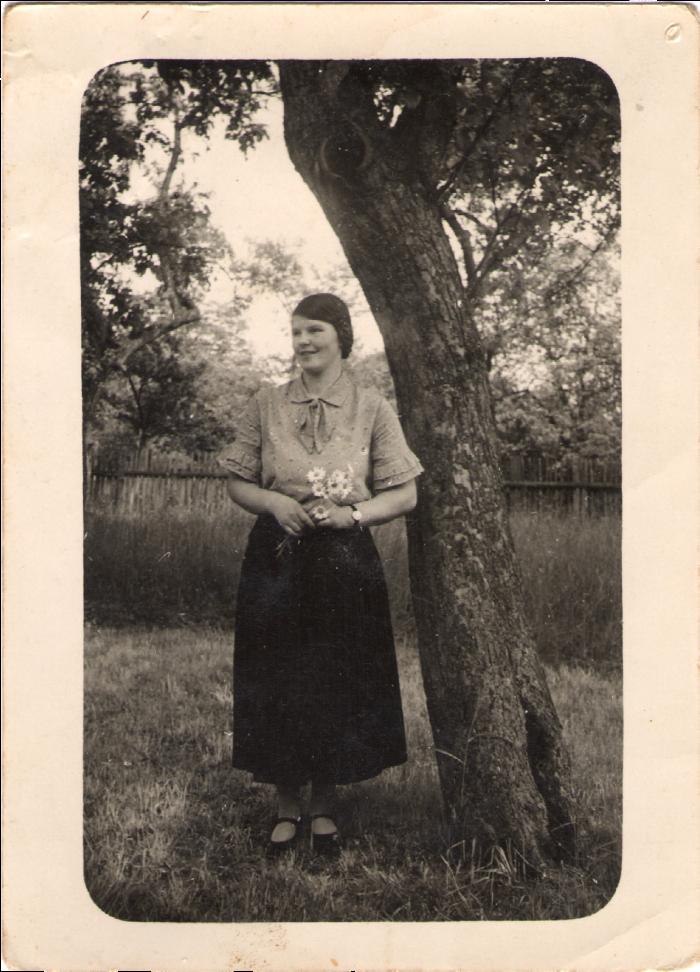 Foto meiner Oma
